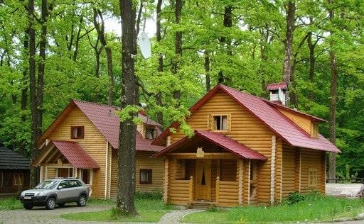 Будинок з дерева 12